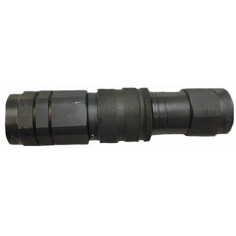 "Holmbury Flat Face Coupler, 3/8"" Pipe Thread (62-38T)"