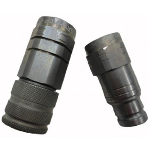 "Holmbury Flat Face Coupler, 1/2"" Pipe Thread (62-12)"