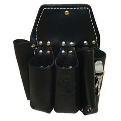 Buckingham 5 Pocket Black Double Back Holster (41-42266-BL)