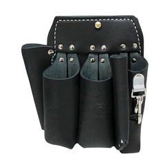 Buckingham Black Short Back Holster (41-42266S-BL)