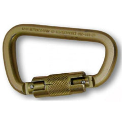 Buckingham Steel Twist Lock Carabiner (41-5005T)