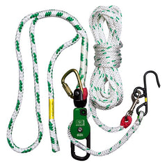 OX BLOCK™ CLEVIS TOP W/CARABINER HANDLINE ASSEMBLY (41-50062A-4/80)