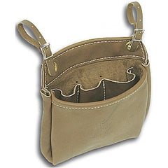 Buckingham Leather Nut & Bolt Bag With 3 Inside Pockets (41-52993)
