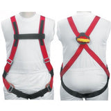 Buckingham 'H' Style Full Body FR Harness With Web Dorsal Loop (41-6393700)