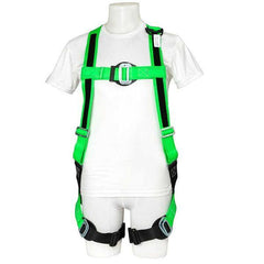 'H' Style Full Body Harness - 41-6493700J12