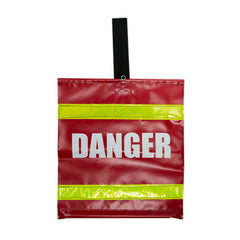 """Danger"" Red Flag - 8457R3"