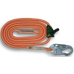 Buckingham 10' Stitched High Vee Rope Flipline With BuckGrab (41-9V08B110M4)