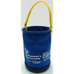 Linemen's Supply.com Racing Mini Canvas Bucket (150-1231QR1)