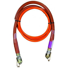 Huskie 10' Non-Conductive High Pressure Hose (68-NC-1610)