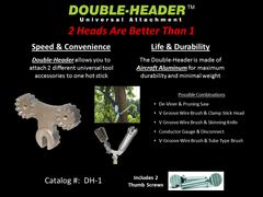 MADI Double-Header Universal Attachment (95-DH1)