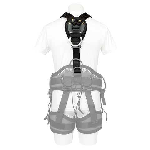 "BUCKINGHAM ERGO PRO ""Y"" Style Retro Fit Fall Arrest Harness- (41-REH4)"