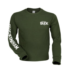 Buckingham Logo Long Sleeve Shirt (41-shirt1)