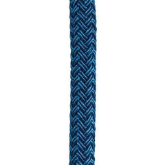 "Samson 1/2"" Coated Stable Braid Blue - Double Braid - 150' Length (87-442BC-150)"