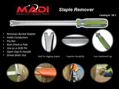 MADI Staple Remover (95-SR1)
