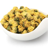 Genuine Hangzhou 100g Chrysanthemum Flower Tea aromatic Blooming Tea Green Food