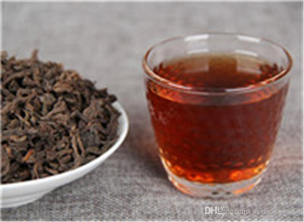 50g Yunnan Canned Pu-erh Tea Chen Xiang Small Tuo Cha Puer Tea Cooked Pu Er Tea