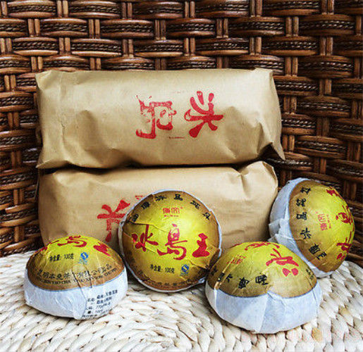 Wholesale HelloYoung Puerh tea raw puer tea Bingdaowang Tea sheng puer Tea 100g Tea