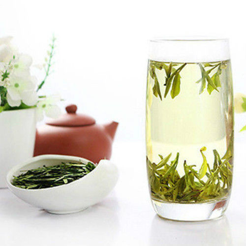250g China Famous Good Quality Dragon Well Spring Longjing Green Tea for Health