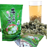 100g Organic Jasmine Flower Tea Jasmine Pearl Green Tea Chinese Fragrant Tea new tea