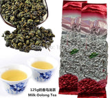 125g Milk Oolong Tea Taiwan Jin xuan Tea Milk Tea Green Tea New Tea Tieguanyin
