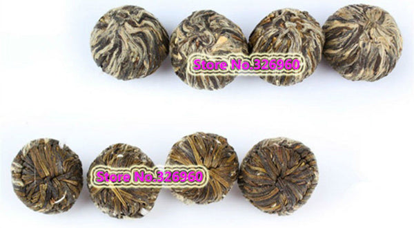 16 Kinds of Blooming Flower Tea Herbal Tea Great Fragrant Green Tea Handmade