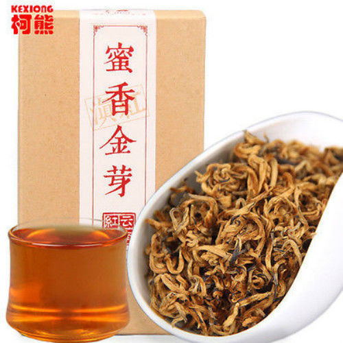 100g Chinese Early Spring Kung Fu Cha Fengqing Dianhong Tea Red Honey Fragrance tea