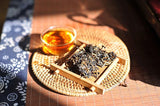 China Dianhong Tea red black tea gold lion head tea 500g gold gold melon tuo Cha