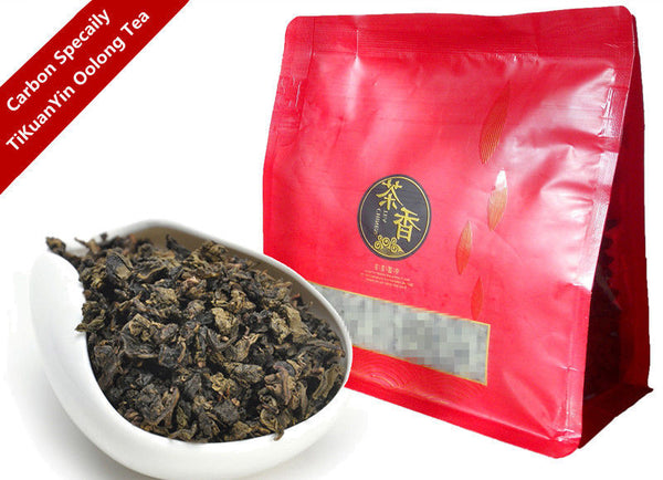 250g Carbon baked Tieguanyin Tea High Quality Chinese Tikuanyin Tea Oolong Tea