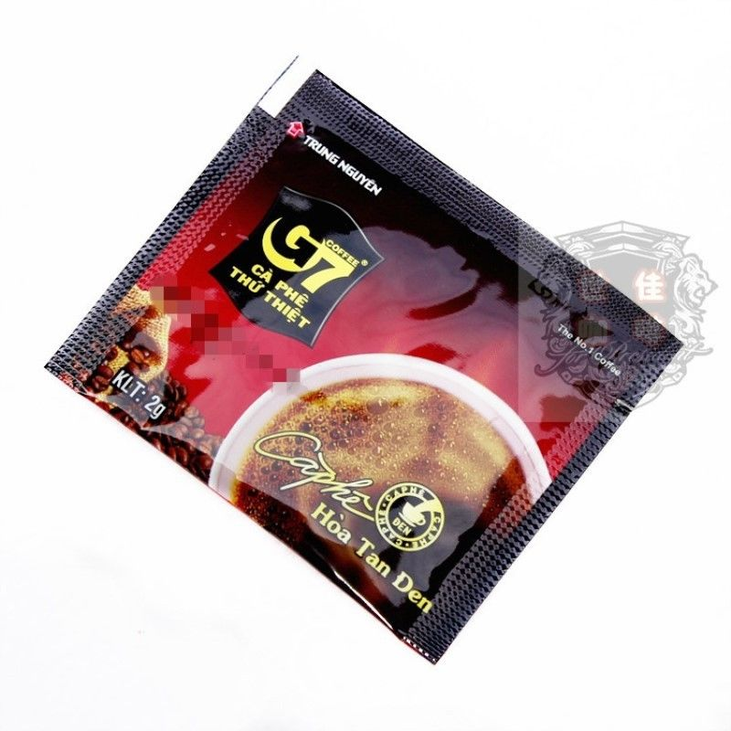 Vietnam Instant G7 Coffee 100% Imported Original Packaging Hot Sale Black COFFEE