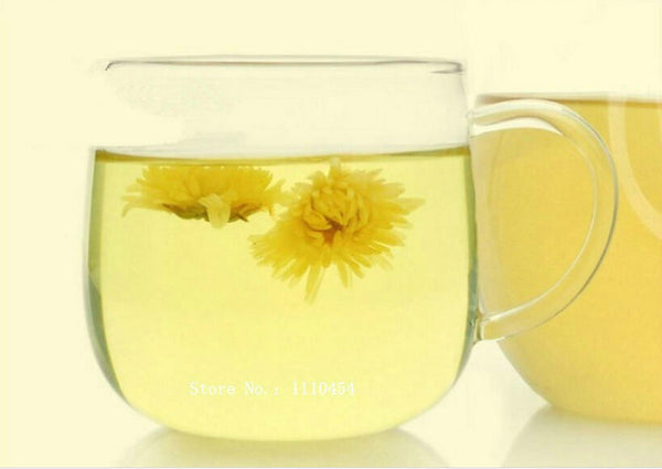China Chrysanthemum morifolium Ramat tinned Flower Tea Scented Tea  50g