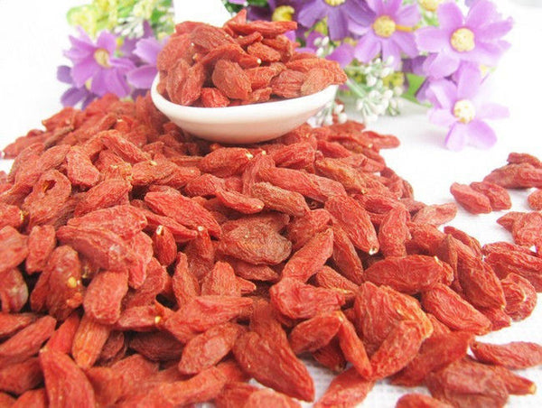 Chinese 100g Natural Goji Berry Tea Wolfberry Goji Berries Herbal Tea Green Food Gouqi