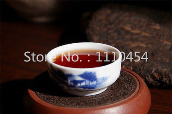 357g Made in China Yunnan Pu Er Tea Older Puer Puerh Tea Pu-erh Black Pu Erh Tea
