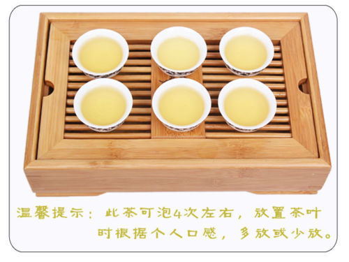 10 Bags Health Care Chinese TiKuanYin Green Tea Weight Loss TieGuanYin Tea  HelloYoung brand
