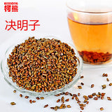 250g pure material Cassia seed Tea herbal tea to laxative Detox Liver eyesight