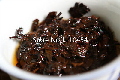 Wholesale 250g 1970 Ripe PuEr Tea TREE High quality Yunnan Pu'er Puerh Tea