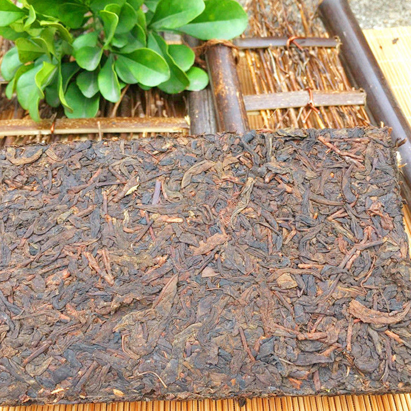 Pu-erh tea Chen tea 250g Pu erh tea tree taste aromatic raw material food Tea