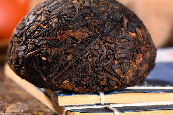 100g Yunnan Puerh Tea Cooked Tuo Tea Puer Tuo Cha Old Tree Ancient Tuocha  Black Tea