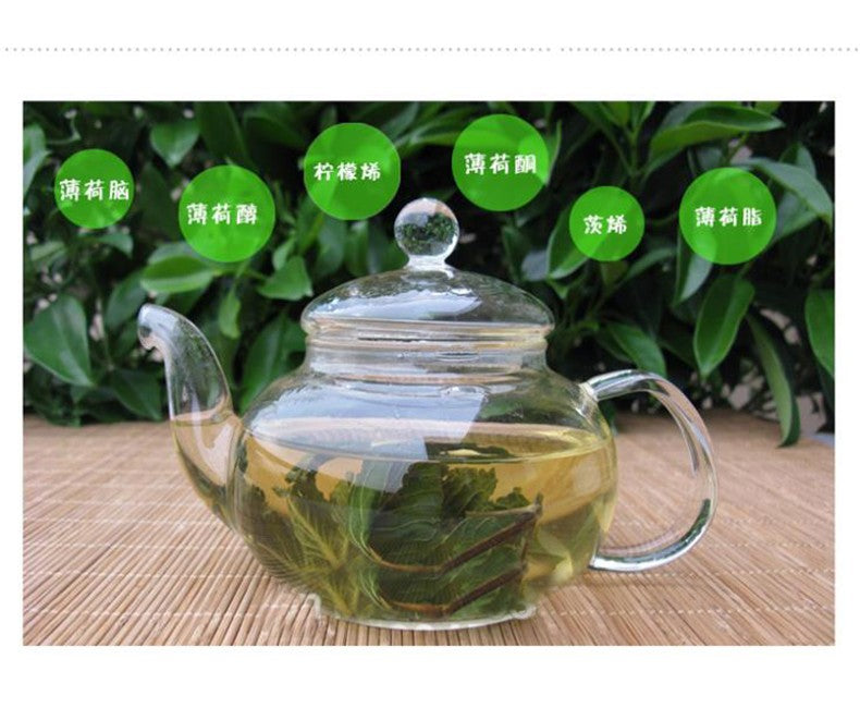 50g Mint Leaves Wild Mint tea Premium Cool Mint Tea Herbal Tea Reduce Liver Fire