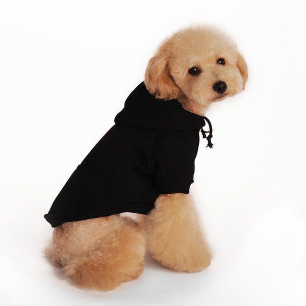 Dog clothes for small dogs winter warm girl and boy fleece pet clothes winter sweater drop shipping wholesale
