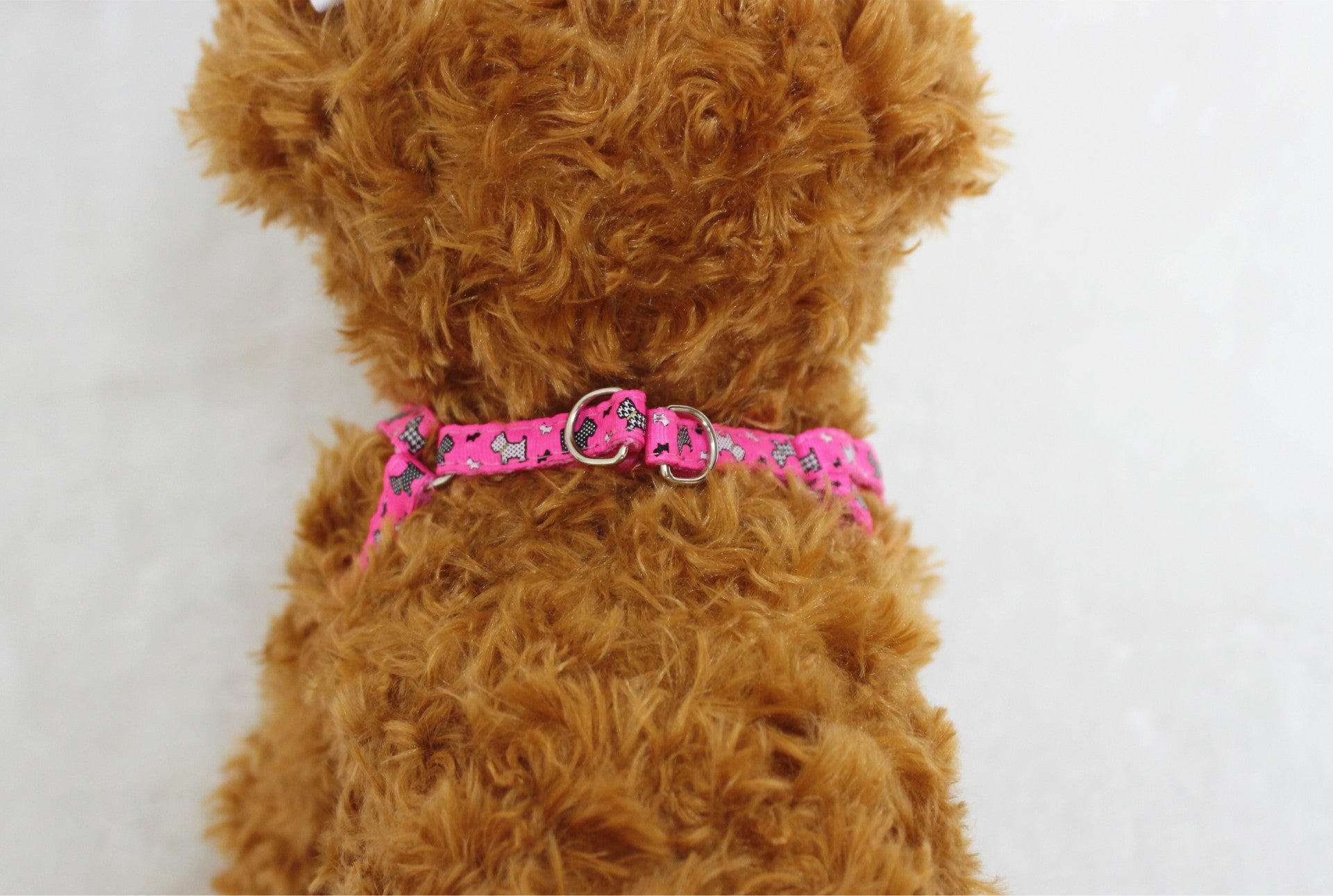 Adjustable Breathable Nylon Dog Harness and leash set Pet Vest Rope Dog Chest Strap Leash Set Collar Leads Harness for small dog