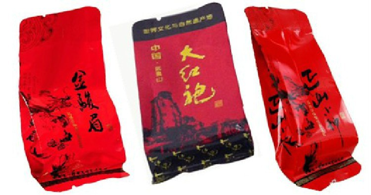 12 bags assorted Tea Jinjunmei Tea Lapsang souchong Tea Dahongpao Tea Black Tea