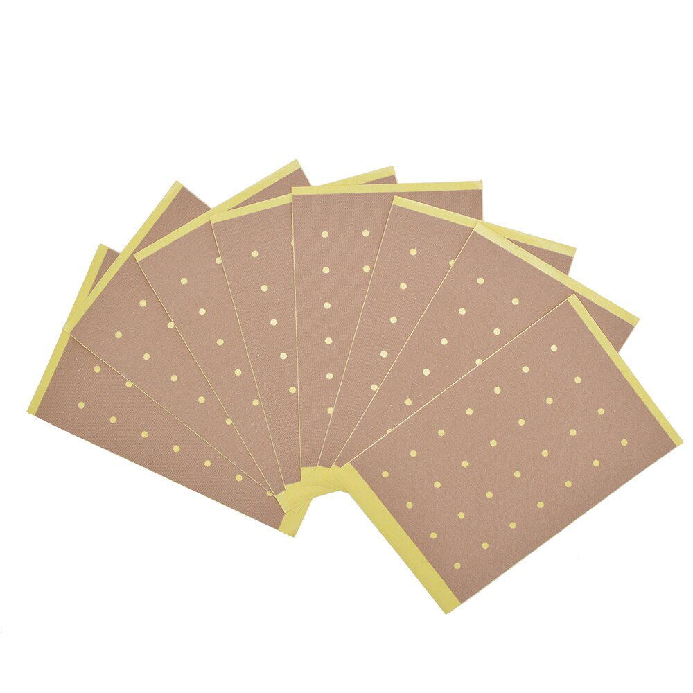 40Pcs Hot Capsicum Plaster Pain Relief Patch Chinese Medical for Joints Pain Relieving Stickers D0655