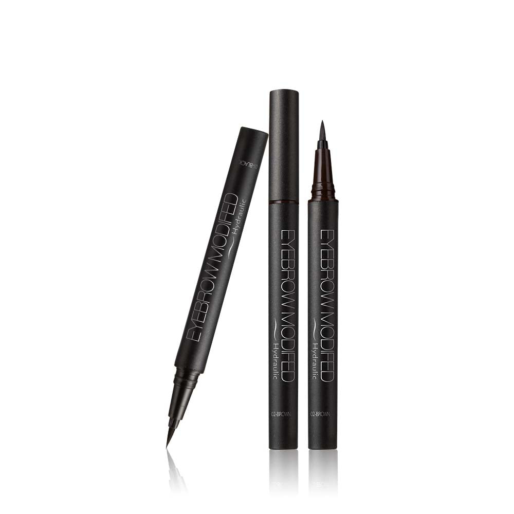 MENOW Brand Cosmetics Black & Brown Long-lasting Waterproof Eyebrow pencil Makeup Beauty Wholesale Maquiagem E14002