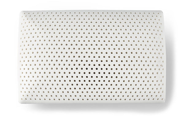 60x40cm Natural Latex Pillow Sleeping Bedding Cervical Massage Pillow Health Neck Bonded Head Care Memory Pillow U1178
