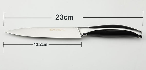 Brand new stainless steel top quality 5.2'' inch Utility knife kitchen fruit knife fish knife