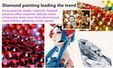 DIY 5D Diamond Painting Cross Stitch Puppy Love Romantic Kiss Round Diamond Embroidery Kits Diamond Mosaic