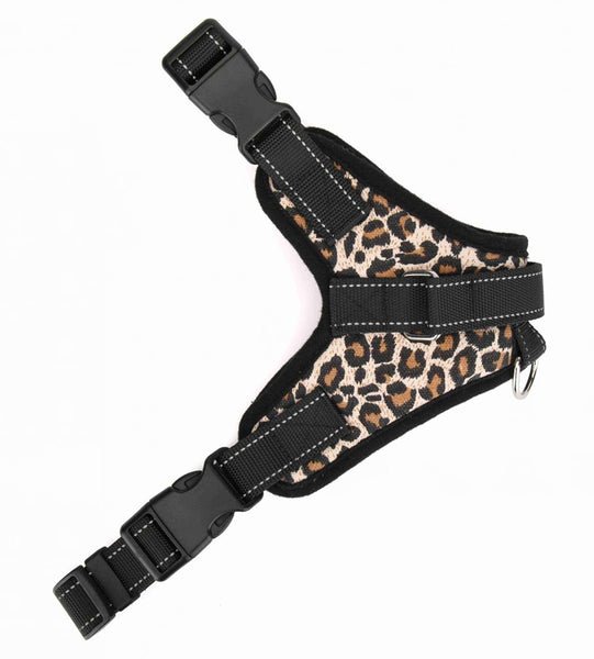 Pet Dog Vest Collar Harness For Big Dog Soft Adjustable Harness Lead Pet Large Dog Walk Out Hand Strap