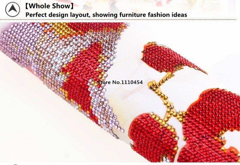 DIY 5D Diamond painting cross stitch Round diamond 3D Diamond Stitch Tools Kit diamond mosaic Room Decor Free shipping