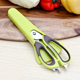 kitchen scissors knife for fish chicken household stainless steel multifunction cutter shears cooking tools