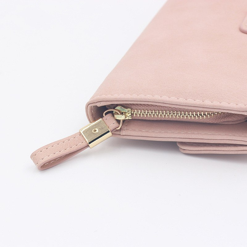 New Comes Good Hot Sale Women Wallets Female Leather Purse High Quality Women Clutches Card Holders Wallet Women DH0249